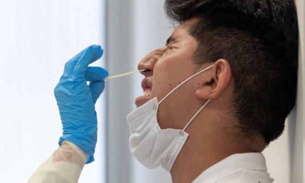 Complicaciones del hisopado nasofaríngeo para COVID 19